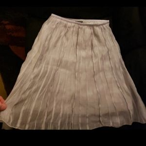 🥳Nic+Zoe pleated skirt